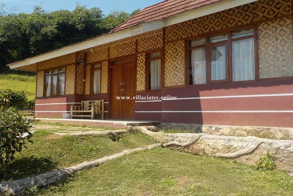 daftar villa penginapan di ciater untuk rombongan