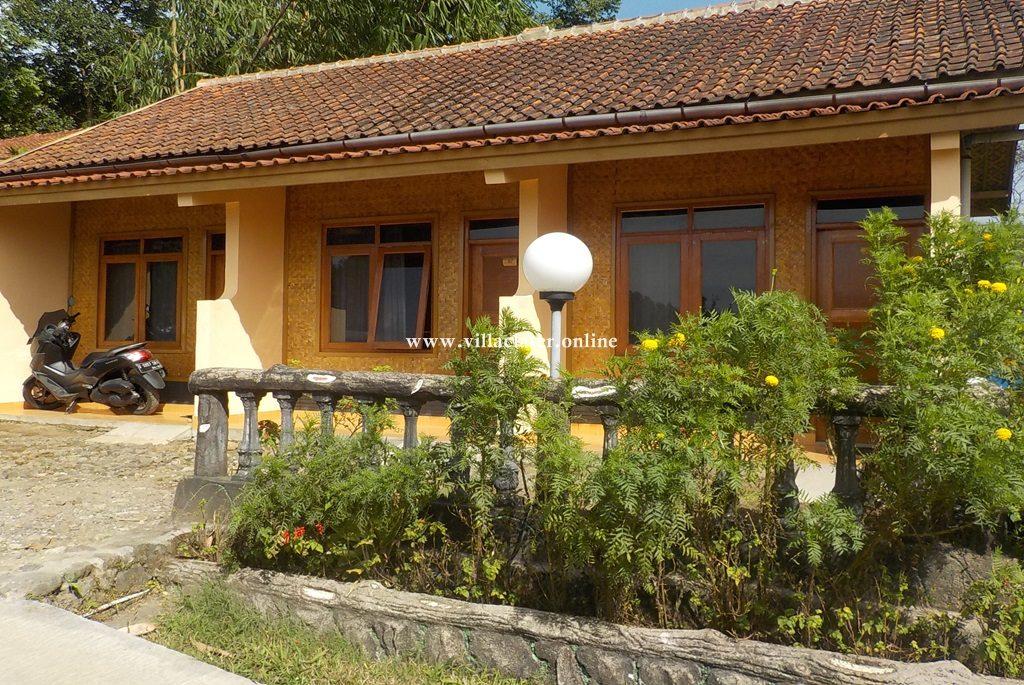 villa penginapan murah di ciater