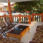 villa di ciater dengan kolam renang air panas alam asli