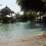 villa di ciater dengan kolam renang air panas pribadi wisata pemandian air panas alam sari ater