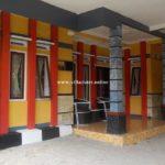 villa penginapan di sari ater