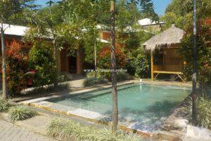 villa paling banyak pengunjung di ciater sari ater