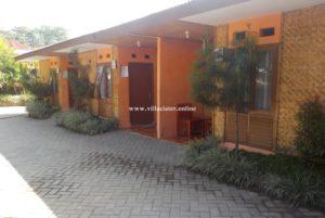 daftar villa di ciater 1 kamar sari ater
