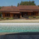 villa di ciater lembang wisata pemandian air panas