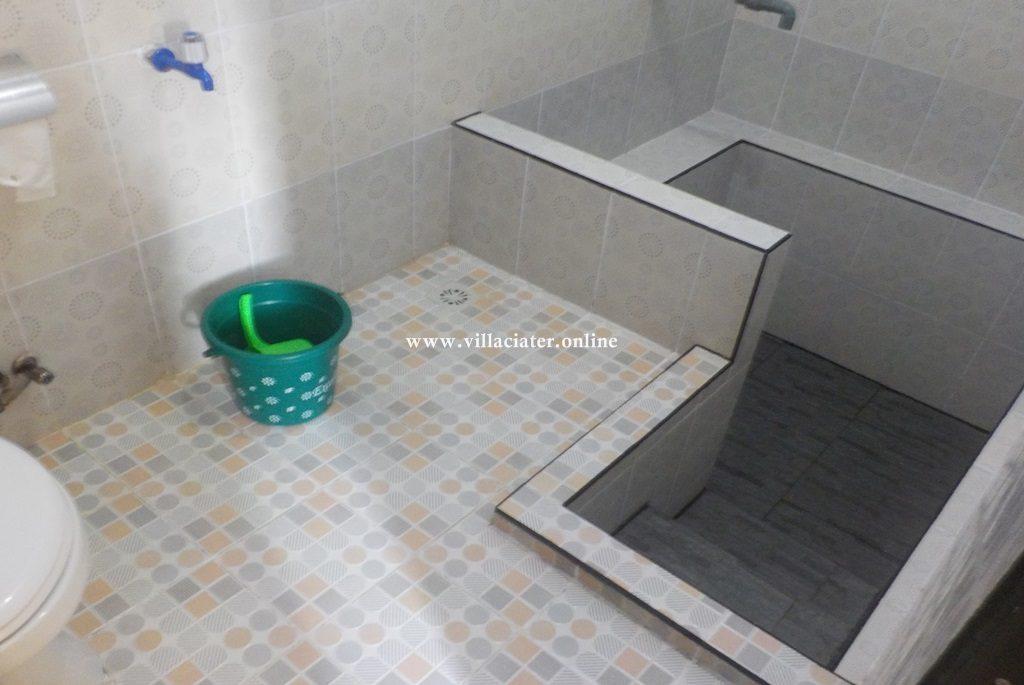 villa di ciater lembang wisata pemandian air panas alam