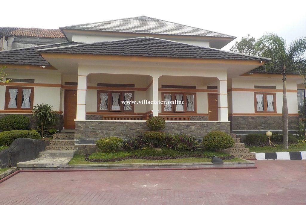 villa paling banyak pengunjung di ciater subang