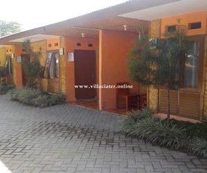 villa di ciater 1 kamar